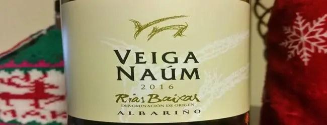 Veiga Naum Albariño 2016