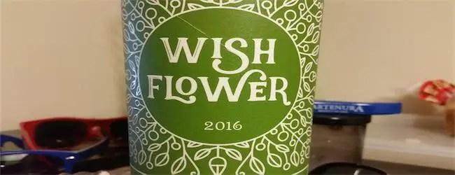 Wish Flower White Blend 2016