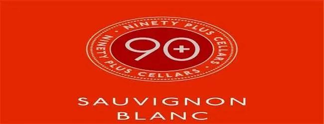 90+ Cellars NZ Sauvignon Blanc Lot 2 2018