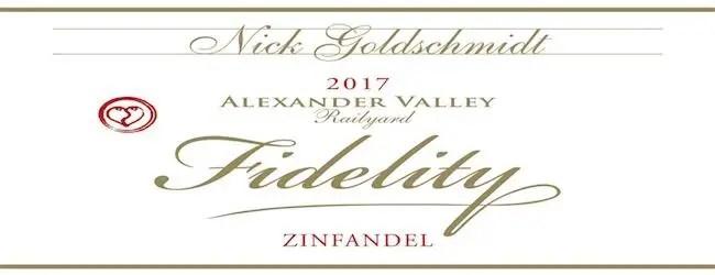 Fidelity Alexander Valley Zinfandel 2017