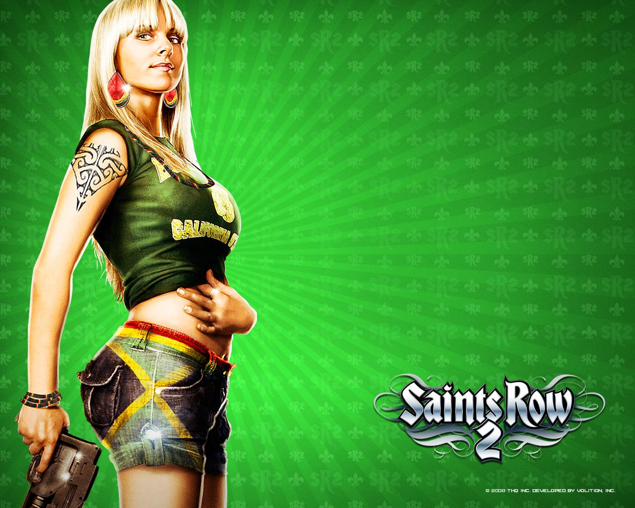 Saints Row 2 Wallpapers - Games Wallpapers #1