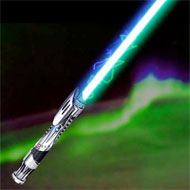 Lightsaber (any Star Wars game)