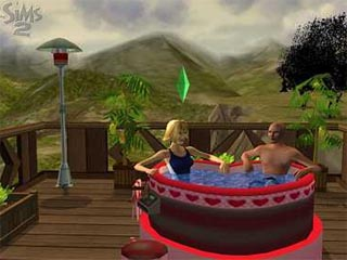 The Sims 2 Review Preview For PlayStation 2 PS2