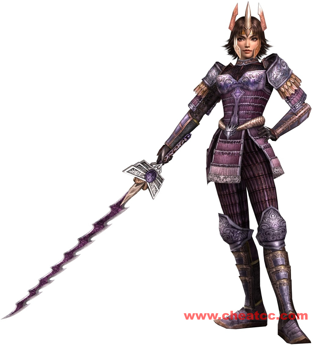 Dynasty Warriors Female Characters