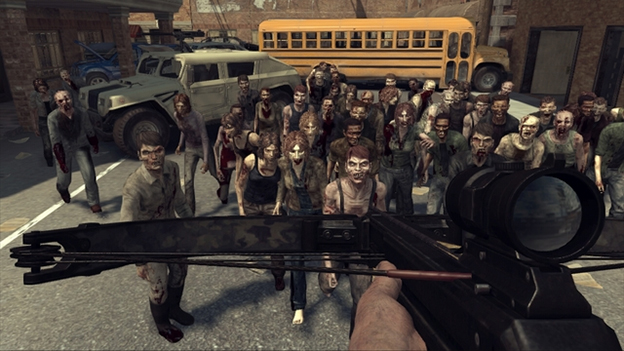 The Walking Dead Survival Instinct Review For Xbox 360