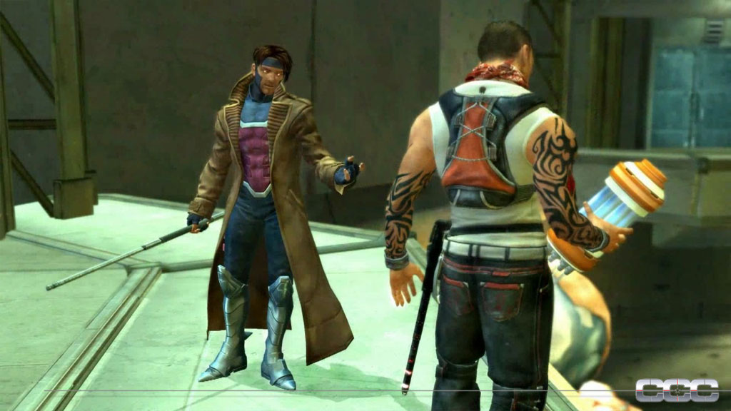 X Men Destiny Preview For PlayStation 3 PS3