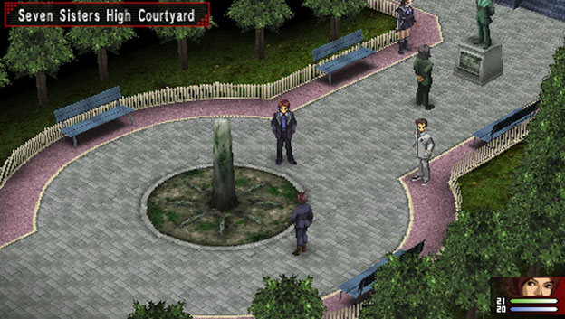 Image result for persona 2 gameplay