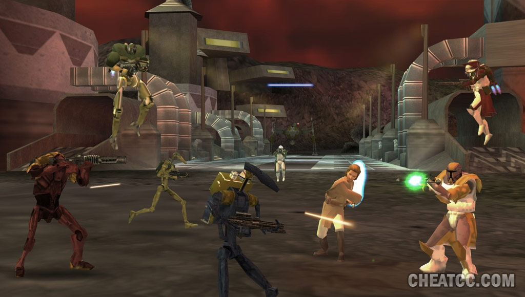 Star Wars Battlefront Elite Squadron Review For PlayStation Portable PSP