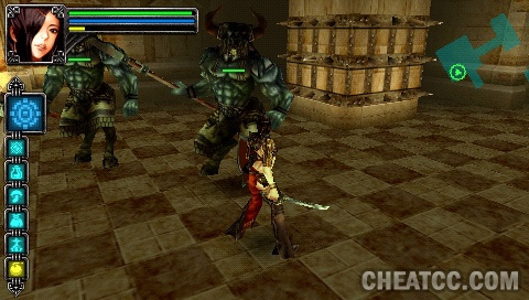 Warriors Of The Lost Empire Review For The PlayStation Portable PSP
