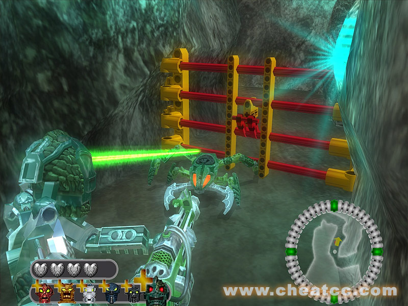 Bionicle Heroes Review For The Nintendo Wii