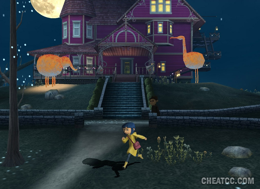 Coraline Review for PlayStation 2 PS2