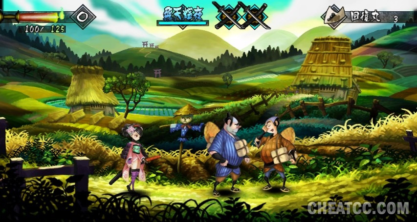 Muramasa The Demon Blade Preview For Nintendo Wii