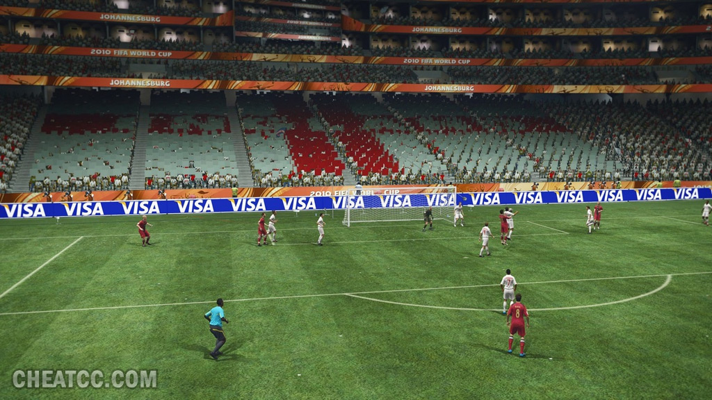 2010 FIFA World Cup South Africa Review For PlayStation 3