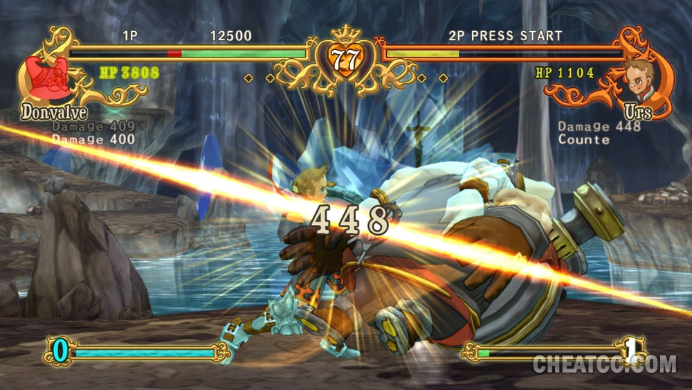 Battle Fantasia Review For Xbox 360 X360