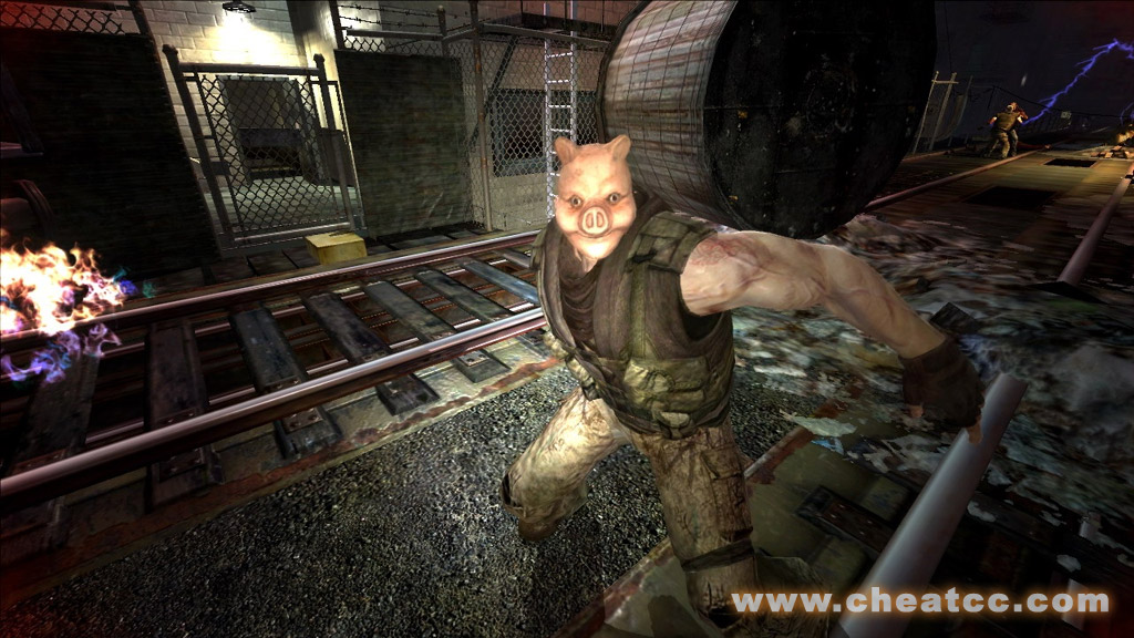 Condemned 2 Bloodshot Review For Xbox 360 X360