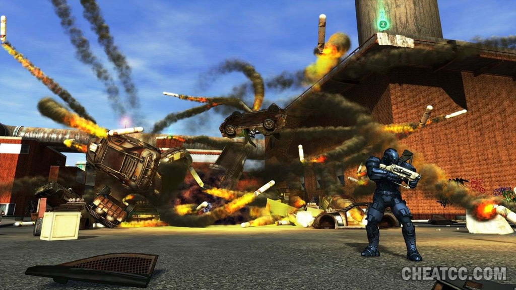 Crackdown 2 Review For Xbox 360