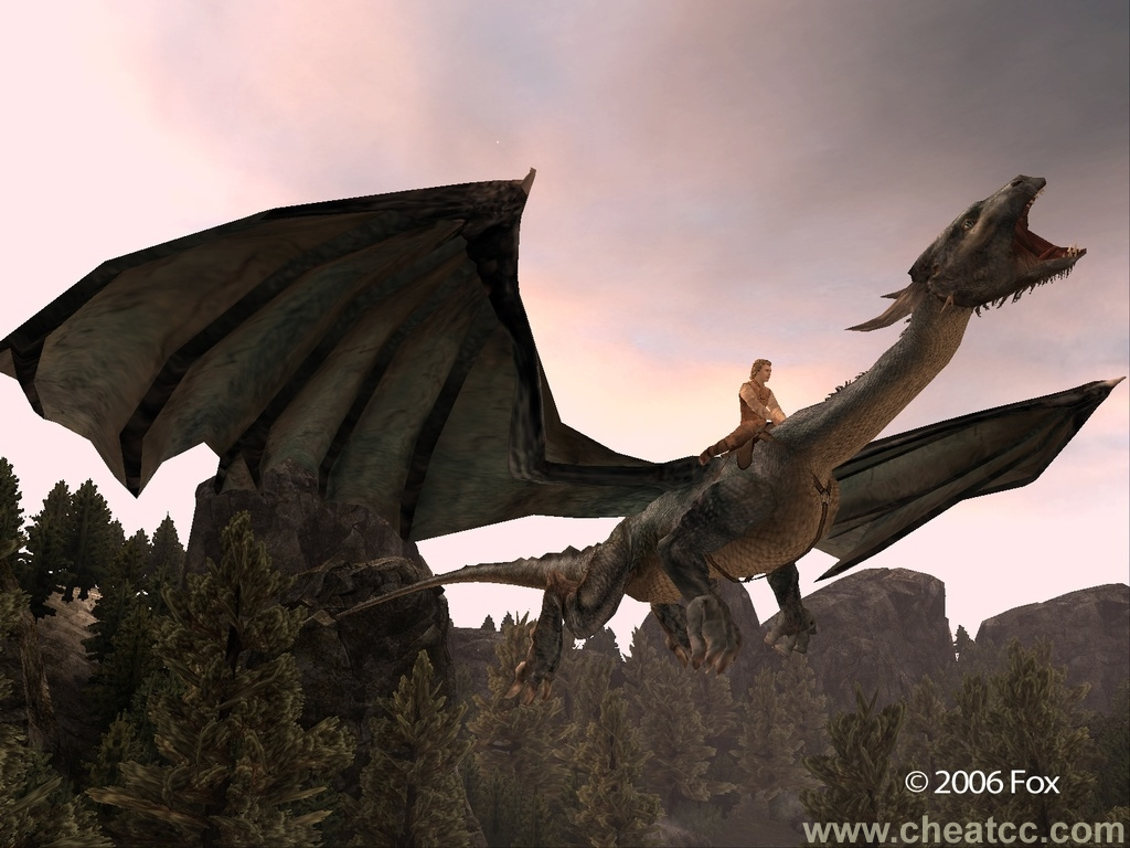 Eragon Review Preview For Xbox 360 X360