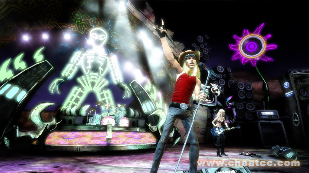 Guitar Hero III Review For Xbox 360 X360
