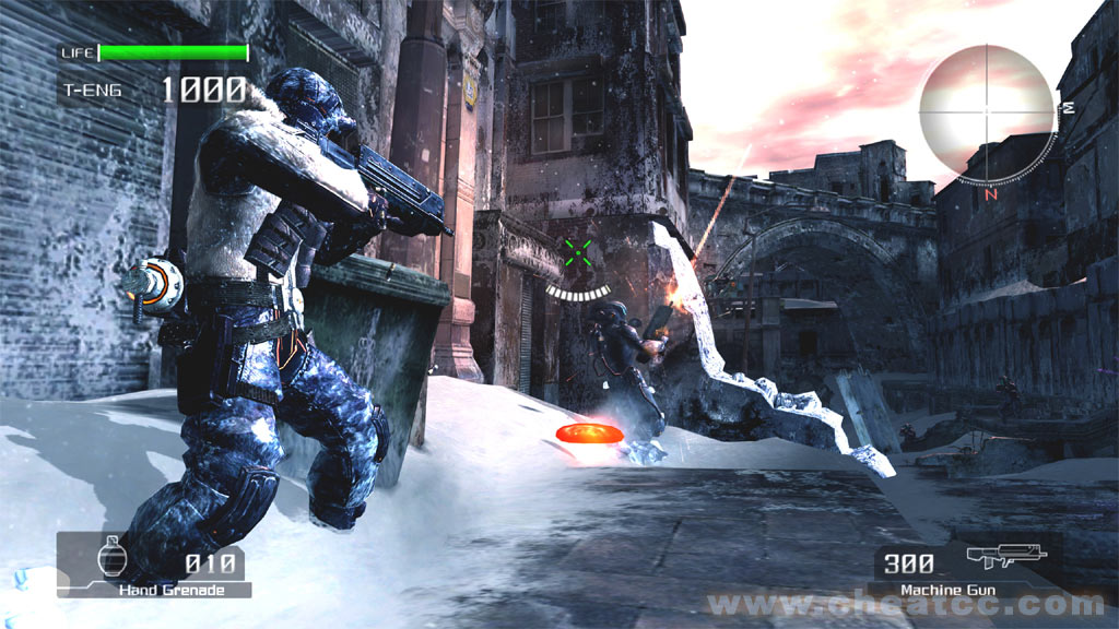 Lost Planet Extreme Condition Review For Xbox 360 X360