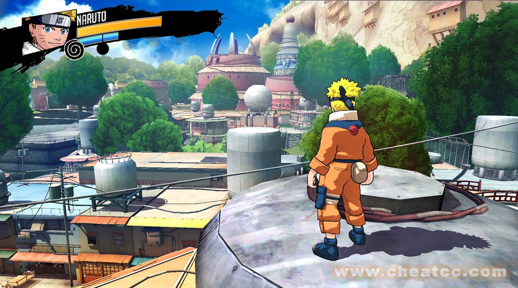 Naruto Rise Of A Ninja Review For Xbox 360 X360