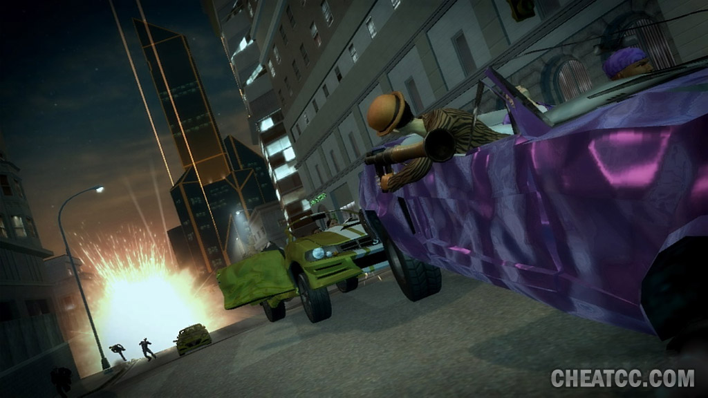 Ccc S Saints Row 2 Launch Site Reviews Previews Cheats