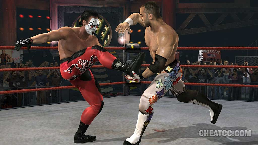 TNA iMPACT Review for Xbox 360 X360