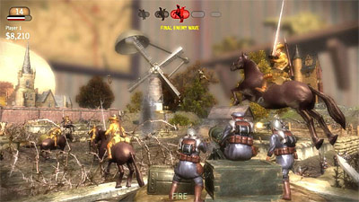 Toy Soldiers Hands On Preview For Xbox 360