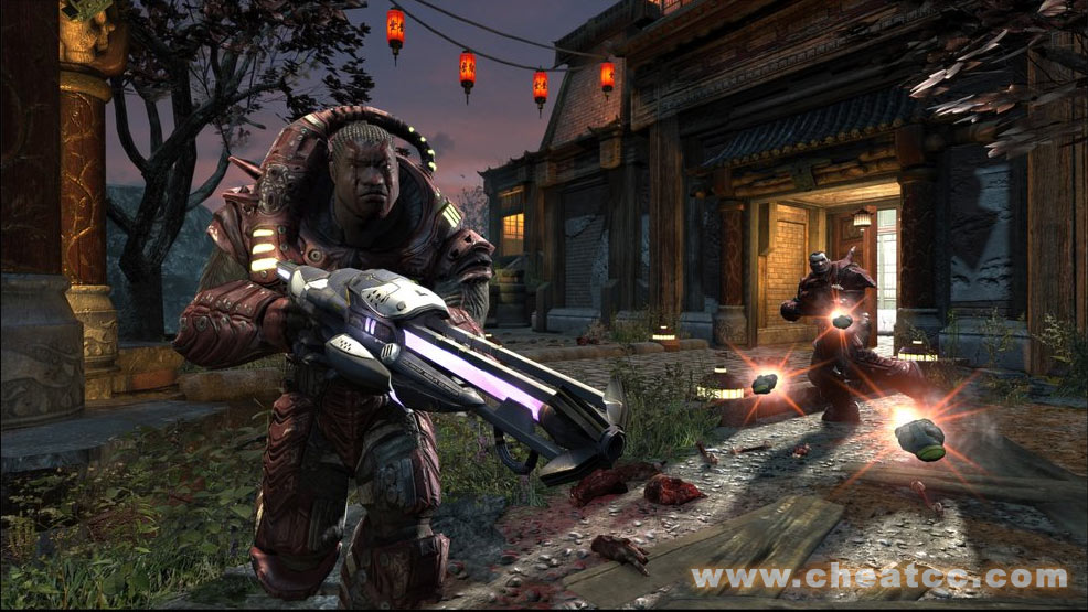 Unreal Tournament 3 Review For Xbox 360 X360