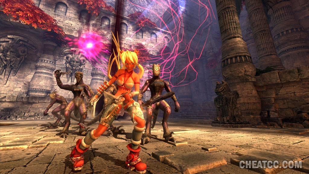 X Blades Review For PlayStation 3 PS3