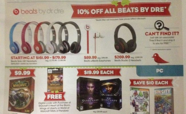 Gamestop Black Friday Flyer Leaked Cheats Co