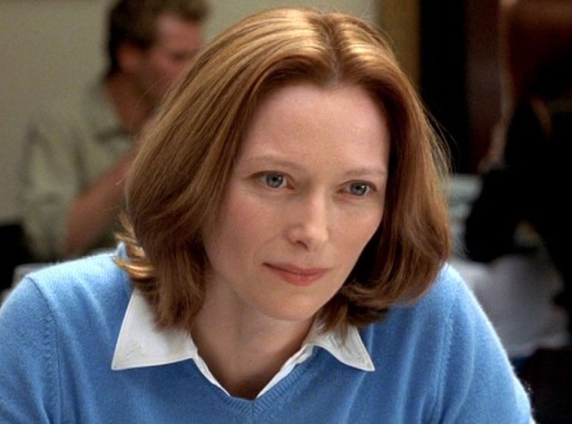 Tilda Swinton. Columbia Pictures. 2002.