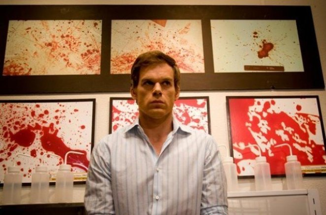 Dexter, Michael C. Hall , Showtime