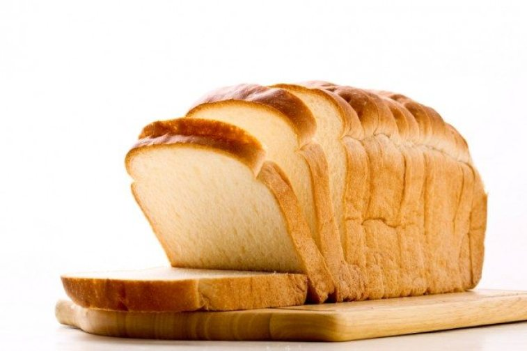 White bread makes you gain weight