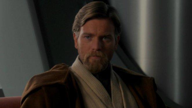 Ewan McGregor in Star Wars: Revenge of the Sith