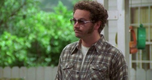 Danny Masterson as Steven Hyde on That '70s Show
