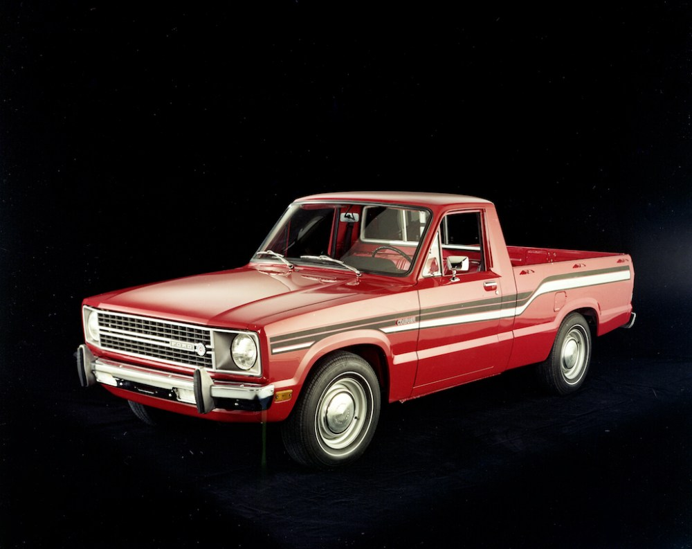 medium resolution of ford pickup trucks