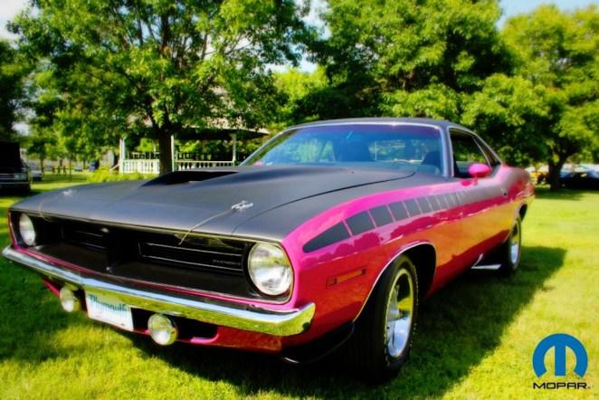 1970 Plymouth 'Cuda AAR