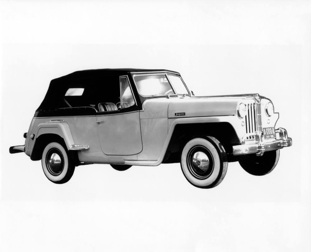 medium resolution of 1948 willys jeepster