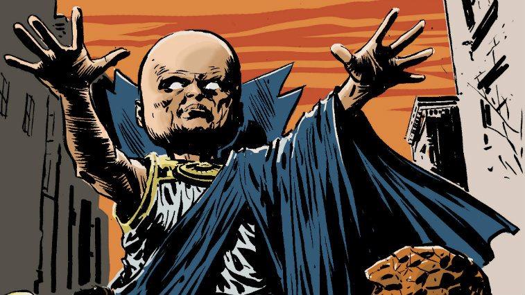 Znalezione obrazy dla zapytania marvel comics  the watcher