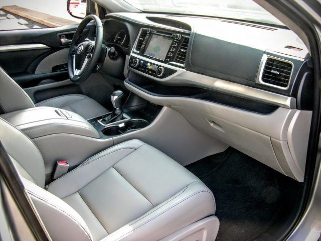 Quick Drive 2017 Toyota Highlander Gets More Than Just A