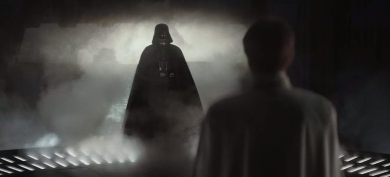Image result for Rogue One vader