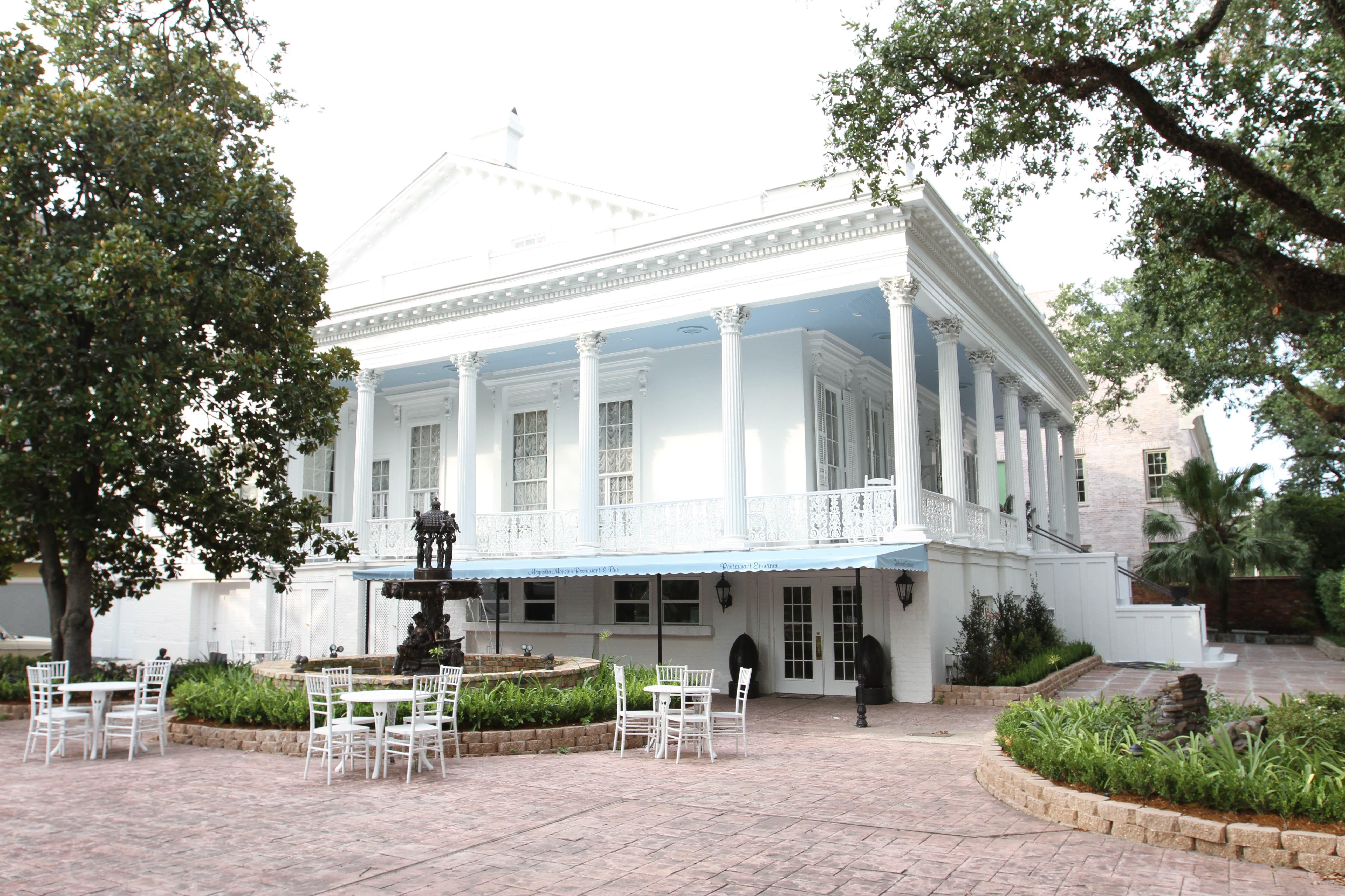 Magnolia Mansion New Orleans