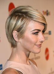 celebrities prove short hair