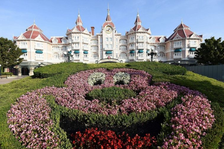 Disney Paris resort and hotel
