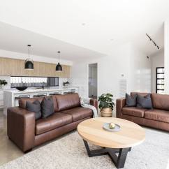 Layout Open Plan Kitchen Living Room Furniture Arrangements Ideas Why This Stylish New Home Is Way Better Than An Floor And
