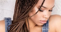 Good Hair Day: How Braiding Your Hair Before Bed Can Get ...