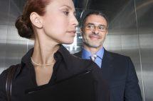 Creepy Elevator Guy