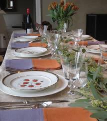 Ina Garten Thanksgiving Table