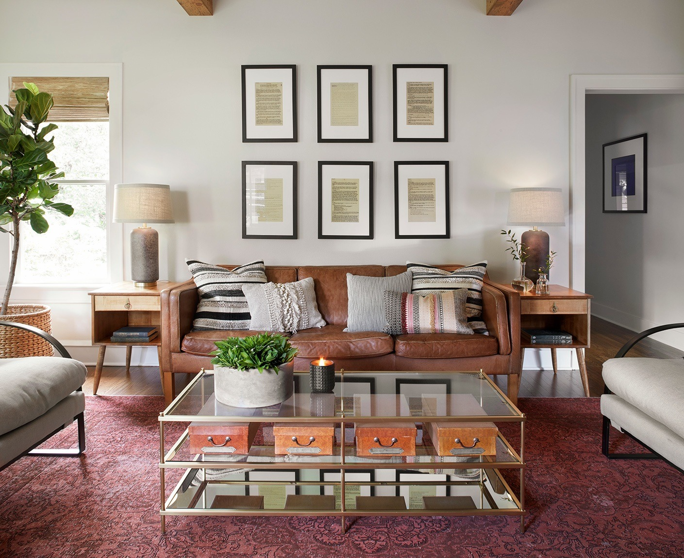 living room colors joanna gaines armchair shockingly simple design rules swears by for a beautiful home