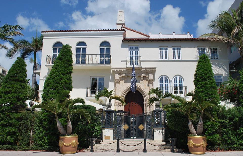 Gianni Versace Inside the Late Designers Miami Mansion